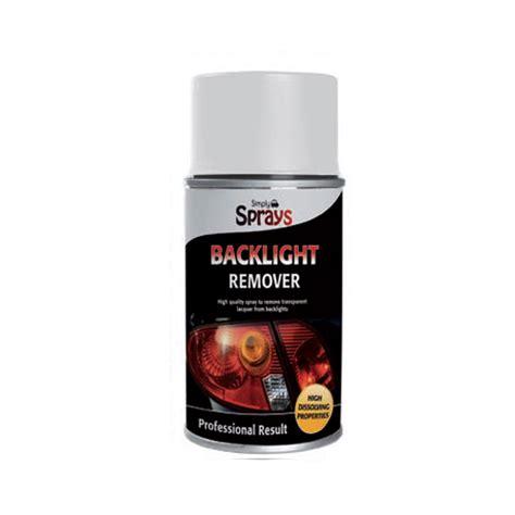 black light spray paint light tinting spray paint backlight lens tail reverse