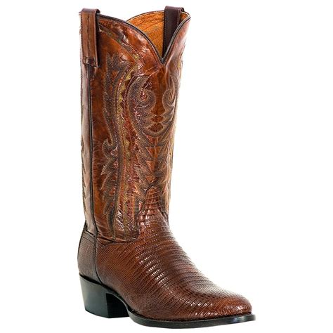 lizard boots s dan post 174 13 quot teju lizard r toe boots antique