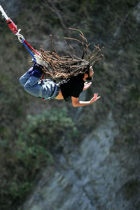 best bungee jumping bungee jumping quotes quotesgram