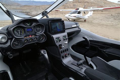 Icon A5 Interior by Fly Anywhere At Anytime With Icon S A5 Personal Aircraft