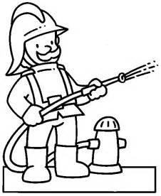 free coloring pages fireman coat