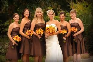 fall color bridesmaid dresses 38 best images about bridesmaid dresses on
