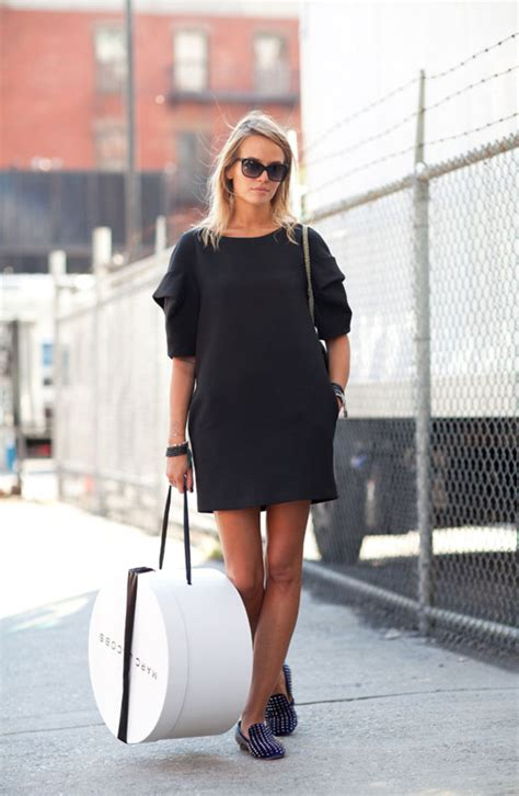 the t shirt dress pumps and pastry