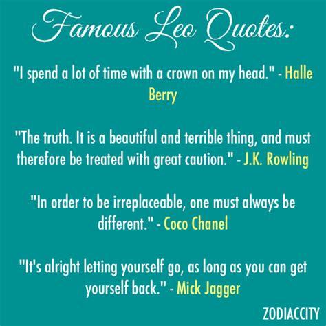 leo zodiac quotes quotesgram