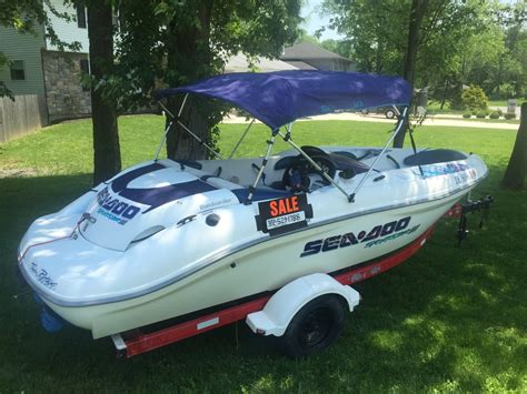 sea doo sportster jet boat for sale sea doo sportster 1800 1998 for sale for 4 500 boats