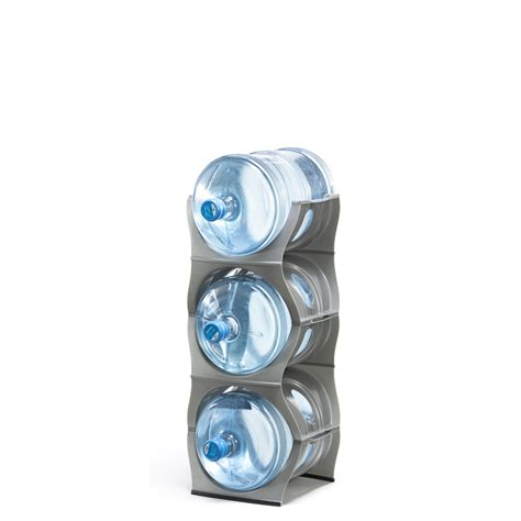 3 bottle rack 3 5 gallon water bottle storage rack