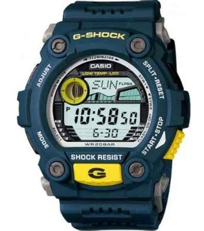 G 7900 2dr rel 243 gio casio g shock g rescue t 225 bua da mar 233 digital