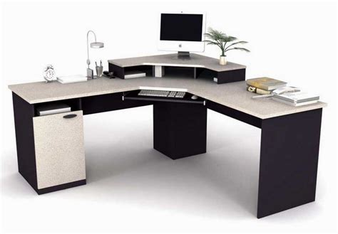 dark wood modern desk office corner desks office furniture