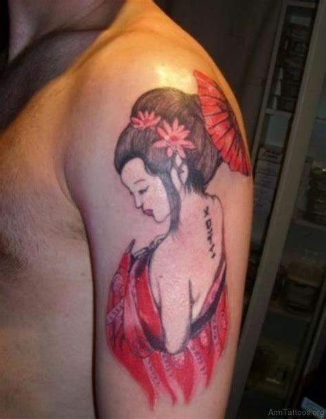 geisha tattoo designs for men 52 mind blowing geisha tattoos for arm
