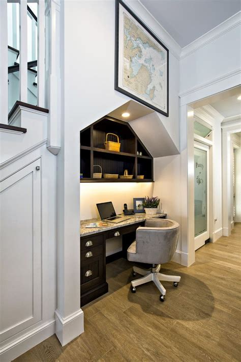 The Stairs Desk by Best 25 Desk Stairs Ideas On