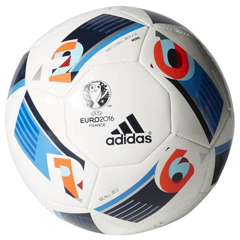 the uefa european football tony pryce sports adidas uefa euro 2016 mini football white intersport