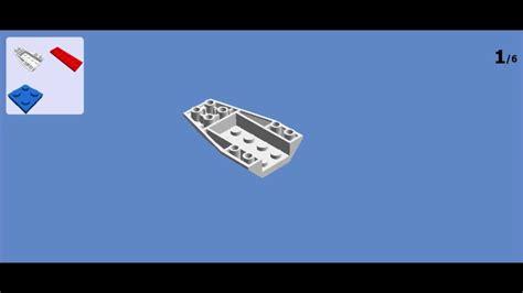 small boat r lego small boat youtube
