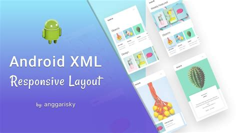 responsive layout android studio responsive design in android studio tutorial youtube