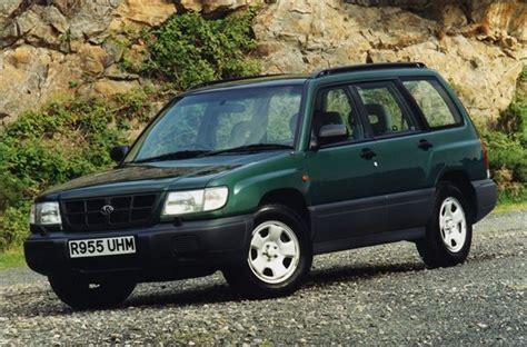 subaru forester  car review honest john