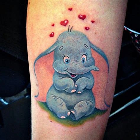 dumbo tattoo 40 dumbo tattoos design and ideas