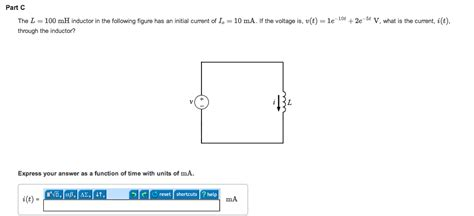 the current through the l 100 mh inductor in the following figure is the current through the l 100 mh inductor in the following figure is 28 images 9 what is the