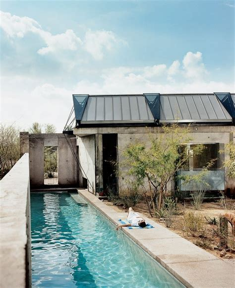 home lap pool beautiful concrete house with lap pool rural house