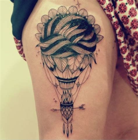 hot air balloon tattoo designs air balloon balloon and air balloon on