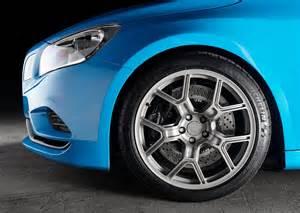 Volvo Wheels Volvo S60 Polestar Concept Wheels