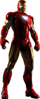 Iron Man Characters Of Marvel Mark Vi Vii