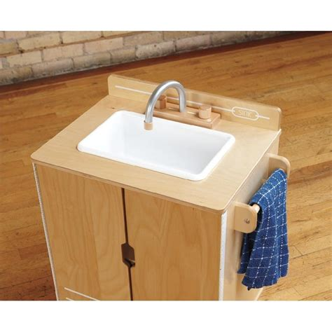 truemodern play kitchen sink 1708jc ultra modern design