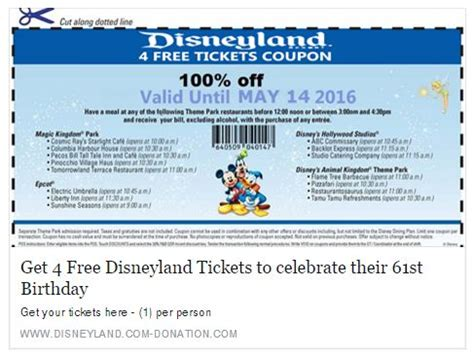 Disney Ticket Giveaway - disney ticket coupon giveaway survey scam wafflesatnoon com