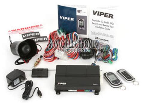 Installing The Viper 5901 Car Alarm Into A Ford Ranger