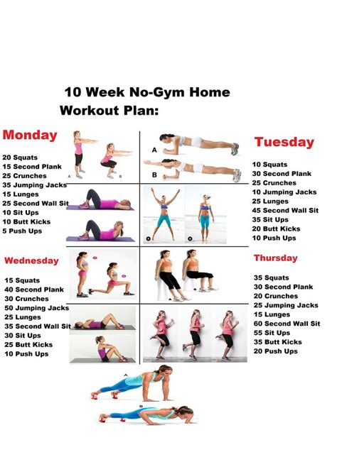 17 best ideas about 10 week workout on week