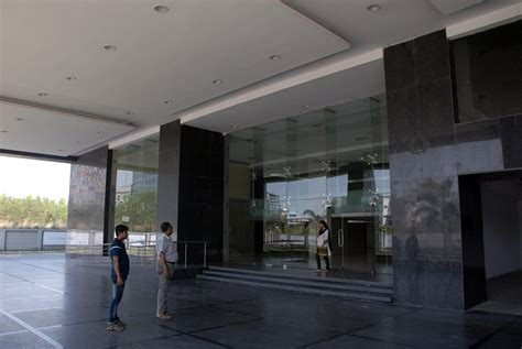 Pmc Commercial Interiors by Commercial Pmc Services India Godrej Waterside It Park