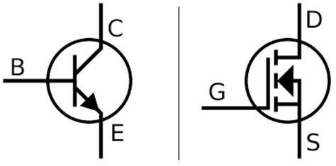fet transistor difference bjt vs fet transistors