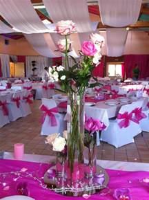 decoration pour salle mariage fete reception decoration