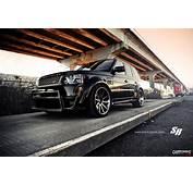 Tuning Range Rover Sport