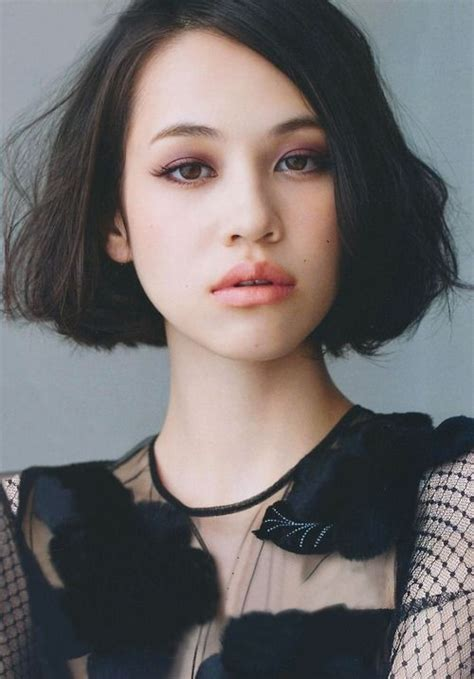 japanese hair straightening on short bob 18 new trends in short asian hairstyles popular haircuts