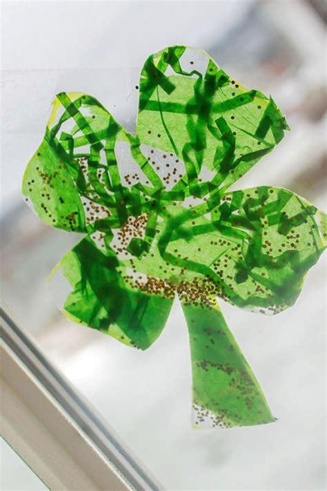 shamrock crafts for best leprechaun and shamrock crafts onecreativemommy