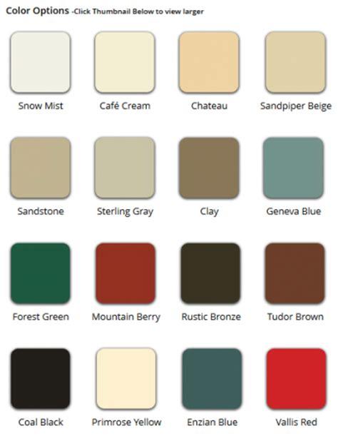 Pro Design Home Improvement by Provia Spectrum Color Options Uhlmann Home Improvement