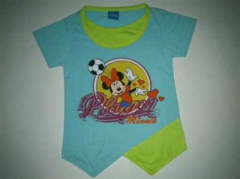 Baju Anak Branded Hello Disney Minnie Mouse baju anak disney minnie mouse baju anak branded