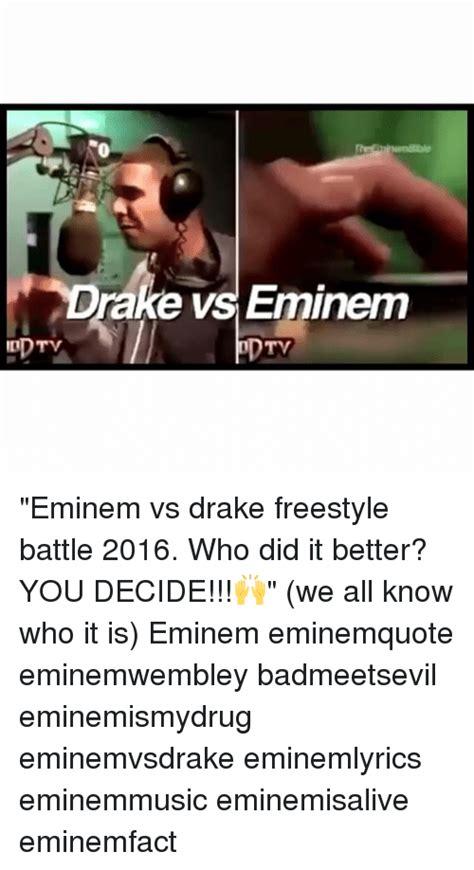 eminem vs drake 25 best memes about drake vs eminem drake vs eminem memes