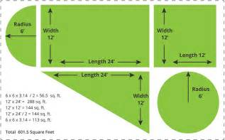 Draw With Measurements Online here s how to measure you yard for sod grab a piece of paper and draw