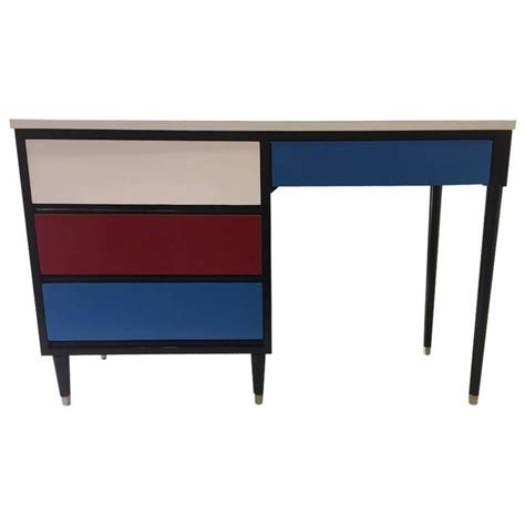Colorful Desk by 1950s Colorful Desk By Morris Of California For Sale At