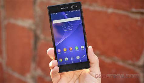 Hp Sony C3 Dual Review Sony Xperia C3 Dual Hp Selfie Desain Unibody