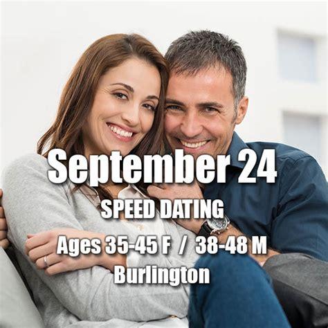 Speed dating burlington vermont