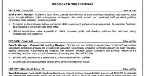sle resume for a bank teller with no experience bank branch manager resume no experience http