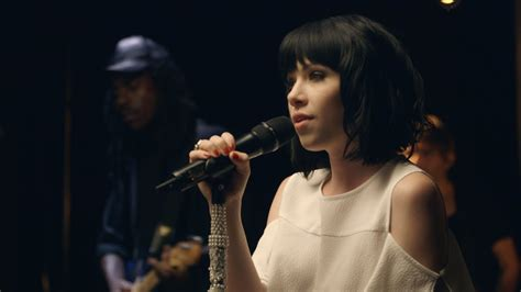 carly rae jepsen all that carly rae jepsen quot all that quot with dev hynes live from