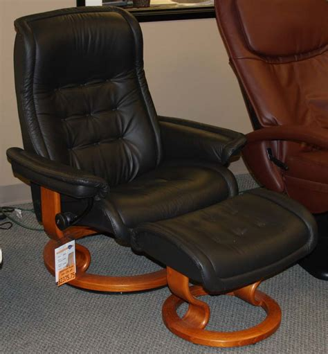 norwegian leather recliners stressless royal recliner chair ergonomic lounger and