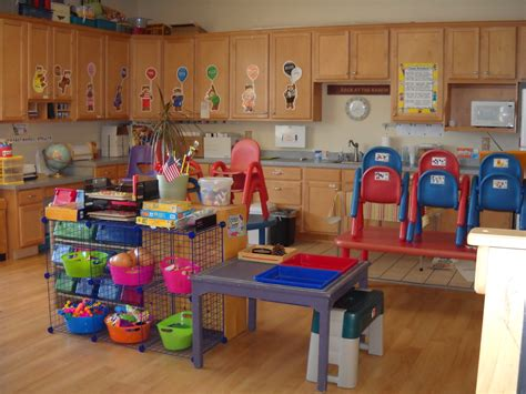 ideas for daycare preschool layout the house decorating