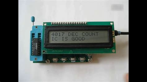 ic tester checker kit integrated circuit chip tester
