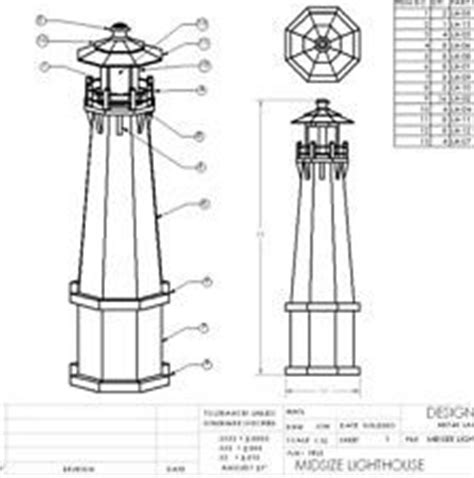 light house plans 1000 images about lighthouse designs for yard on pinterest lighthouses tech diy