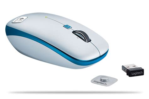 Mouse Laptop Logitech logitech unveils clip and go v550 nano cordless laser mouse for notebooks techpowerup forums
