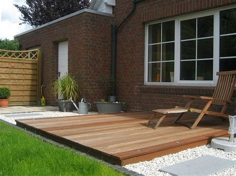 holzterrasse diy projects to try - Holz Terrasse