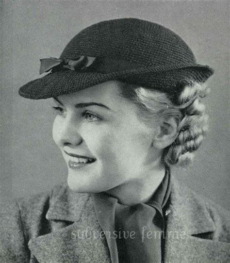 1936 journalist hair styles 17 best images about 1930 1939 hats hair styles on